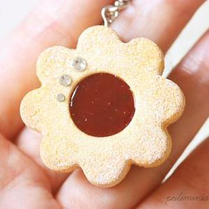 Cookie Flower Jewelry - Cookie Neck..