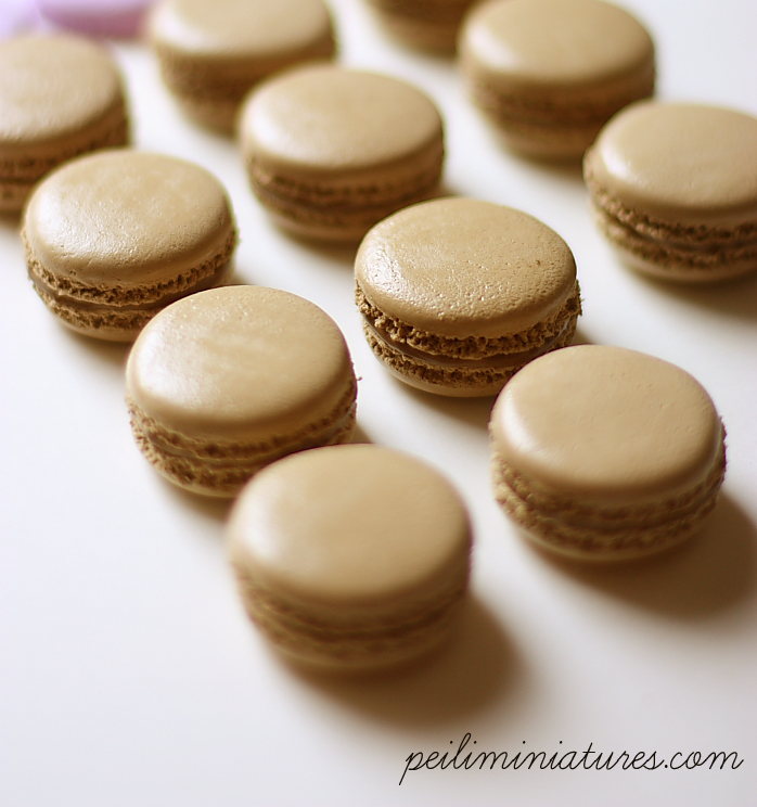Fake Food - Fake Macarons - Faux Macarons - Photography Props - Made To Order